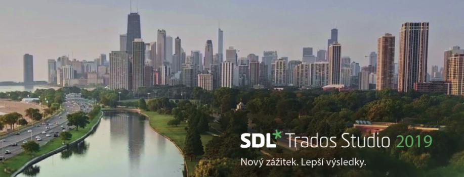 SDL Trados Studio 2019 je nyní k dispozici!